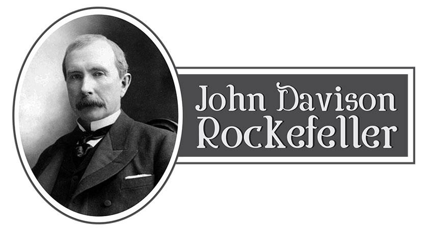 10 PREMISAS DE ORO DE JOHN ROCKEFELLER