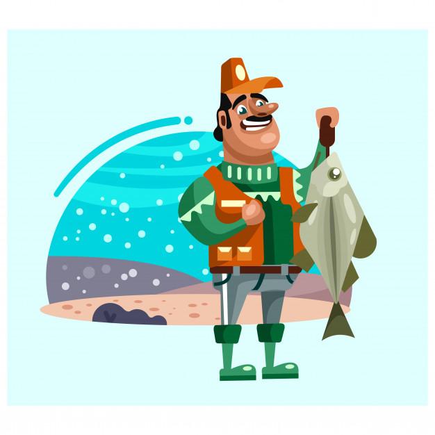 El Pescador Exitoso