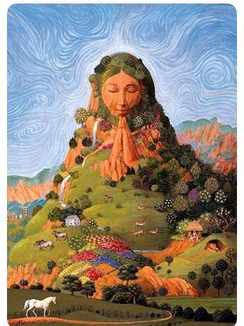 Antigua Bendición Nahuatl